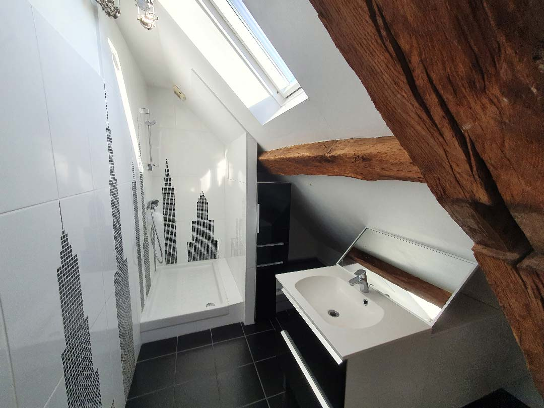Rénovation de Salle de bains à Saint-Denis-en-Val (photo avant)